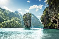 Luxury Yachts Thailand. Yacht charter Asia